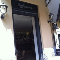 Photo taken at Caffe Vechio Borgo by Tracy A. on 7/5/2013