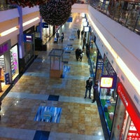 Photo taken at Centro Comercial dos Mares by Daniel V. on 3/15/2013