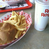 Photo taken at Roy Rogers by Matt on 3/16/2014