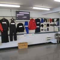 Photo taken at USAP Clothing Distribution Center by Matt on 7/17/2013