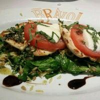Photo taken at BRAVO! Cucina Italiana by Matt on 4/1/2017