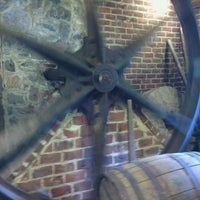 Photo taken at Meadow Run Mill And General Store by Matt on 6/9/2013