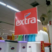 Photo taken at Extra by Luiz Gustavo C. on 10/12/2012