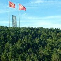 Photo taken at Yeditepe University by Alper K. on 12/26/2012