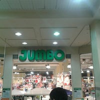 Photo taken at Jumbo by Martín B. on 10/14/2012
