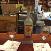 Photo taken at Huber's Orchard, Winery, & Vineyards by Debra H. on 10/19/2014