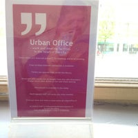 Photo taken at Urban Office by Pegre on 5/24/2013