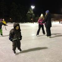 Photo taken at Tapion kenttä by Pegre on 2/26/2013