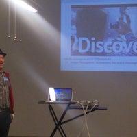 Photo taken at Hub Helsinki by Pegre on 11/12/2013