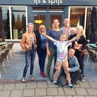 Photo taken at Ijs En Spijs by Eric N. on 9/8/2013