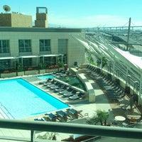 Photo taken at Omni San Diego Hotel by Del R. on 2/3/2013