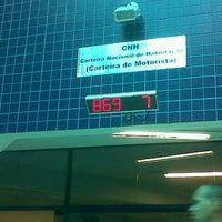 Photo taken at Detran Joinville (2ª DRPC CIRETRAN) by Thiago R. on 12/5/2012