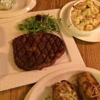Photo taken at Flamme The Ultimate Steak by Yoyo L. on 11/27/2014