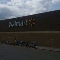 Photo taken at Walmart Supercenter by Tom C. on 6/8/2017