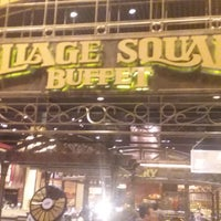 Photo taken at Village Square Buffet At Horseshoe Casino/Hotel by Tom C. on 11/23/2017