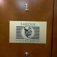 Photo taken at Farouk Systems by Алексей Ш. on 11/23/2012
