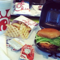 Photo taken at Chick-fil-A by Estefania C. on 2/26/2014