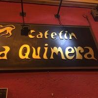Foto tomada en Tablao Flamenco Cafetín La Quimera por Berkan A. el 4/17/2017