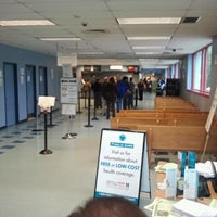 Photo taken at Department of Motor Vehicles - State Of NY by Eugenio on 10/12/2012