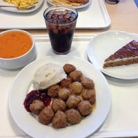 Photo taken at IKEA Restaurant & Cafe by Ned L. on 10/5/2012
