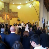 Foto tomada en Igreja Santa Joana D'Arc por Vinicius S. el 10/14/2012