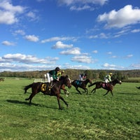Photo taken at Virginia Gold Cup by Caleb S. on 10/22/2016
