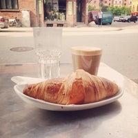Photo taken at TOBIs Café by Claus B. on 6/19/2013
