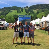 Photo taken at Food & Wine Classic by Winery E. on 6/22/2015