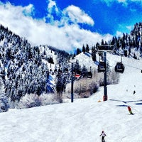Photo taken at Aspen Mountain by Winery E. on 4/14/2013