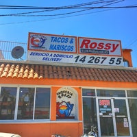 Photo taken at Taqueria Rossy by Winery E. on 9/16/2016