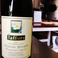 Photo taken at Jaffurs Wine Cellars by Winery E. on 1/5/2013