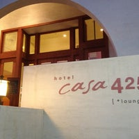 Photo taken at Casa 425 by Winery E. on 1/30/2013