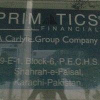 Photo taken at Primatics Financial Inc. by W K. on 12/25/2012