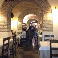 Photo taken at Ristorante Il Ciociaro by Mauro B. on 10/26/2012