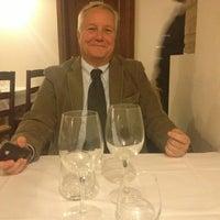 Photo taken at Ristorante Il Ciociaro by Mauro B. on 11/27/2013