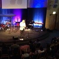 Photo taken at Hitchin Christian Centre by Daniel S. on 7/8/2014
