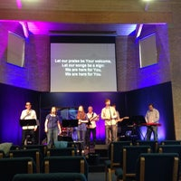Photo taken at Hitchin Christian Centre by Daniel S. on 7/6/2014