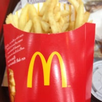 Photo taken at McDonald's by Ferney N. on 5/1/2013