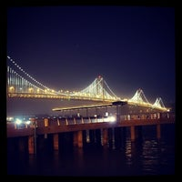 Photo taken at Pier 38 by Rob D. on 12/15/2013