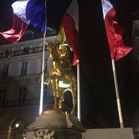 Photo prise au Statue équestre de Jeanne d'Arc par Vitalie Ș. le5/13/2018