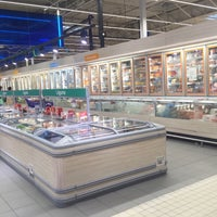 Photo taken at Carrefour by Vitalie Ș. on 9/16/2016
