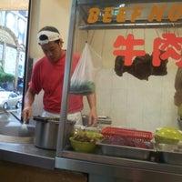 11/12/2012 tarihinde Jue H.ziyaretçi tarafından Shin Kee Beef Noodles'de çekilen fotoğraf