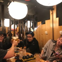 Photo taken at Torikizoku by Melanie N. on 10/28/2017