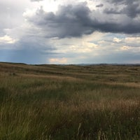 Photo taken at Little Bighorn Battlefield National Monument by Melanie N. on 7/17/2017