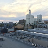 Photo taken at Parking Structure #5 by Melanie N. on 4/4/2014