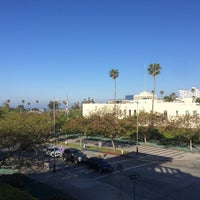 Photo taken at Santa Monica Civic Center Parking Structure by Melanie N. on 4/11/2014