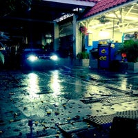 Photo taken at Mission Car Wash by Melanie N. on 12/10/2012