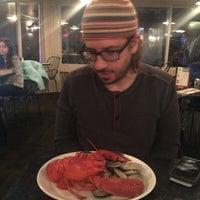 Photo taken at Lobster Cove by Melanie N. on 2/19/2016