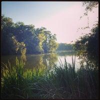 Photo taken at Atchafalaya Basin by Melanie N. on 9/12/2013