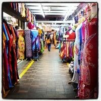 Photo taken at Pasar Payang by azham h. on 11/10/2012